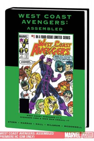 Avengers: West Coast Avengers - Assembled (Direct Market Only Variant) (2010 - Present)