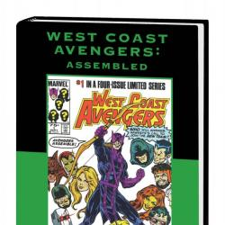 Avengers: West Coast Avengers - Assembled (Direct Market Only Variant)