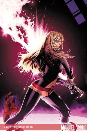 X-Men: Return of Magik (2008) #1