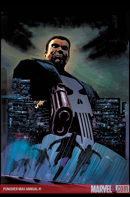 Punisher Max Annual (2008) #1