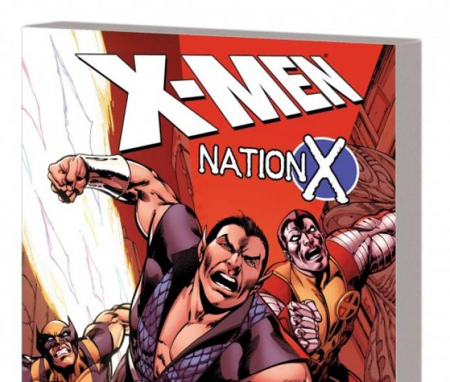 X-Men: Nation X (Trade Paperback)