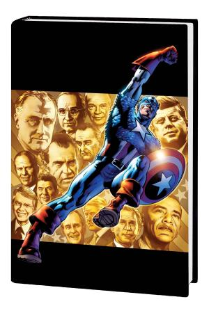 Captain America: Man Out of Time (Hardcover)