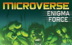 Microvese: Enigma Force #2