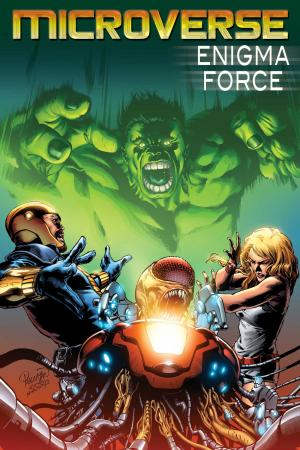 Microverse: Enigma Force #2