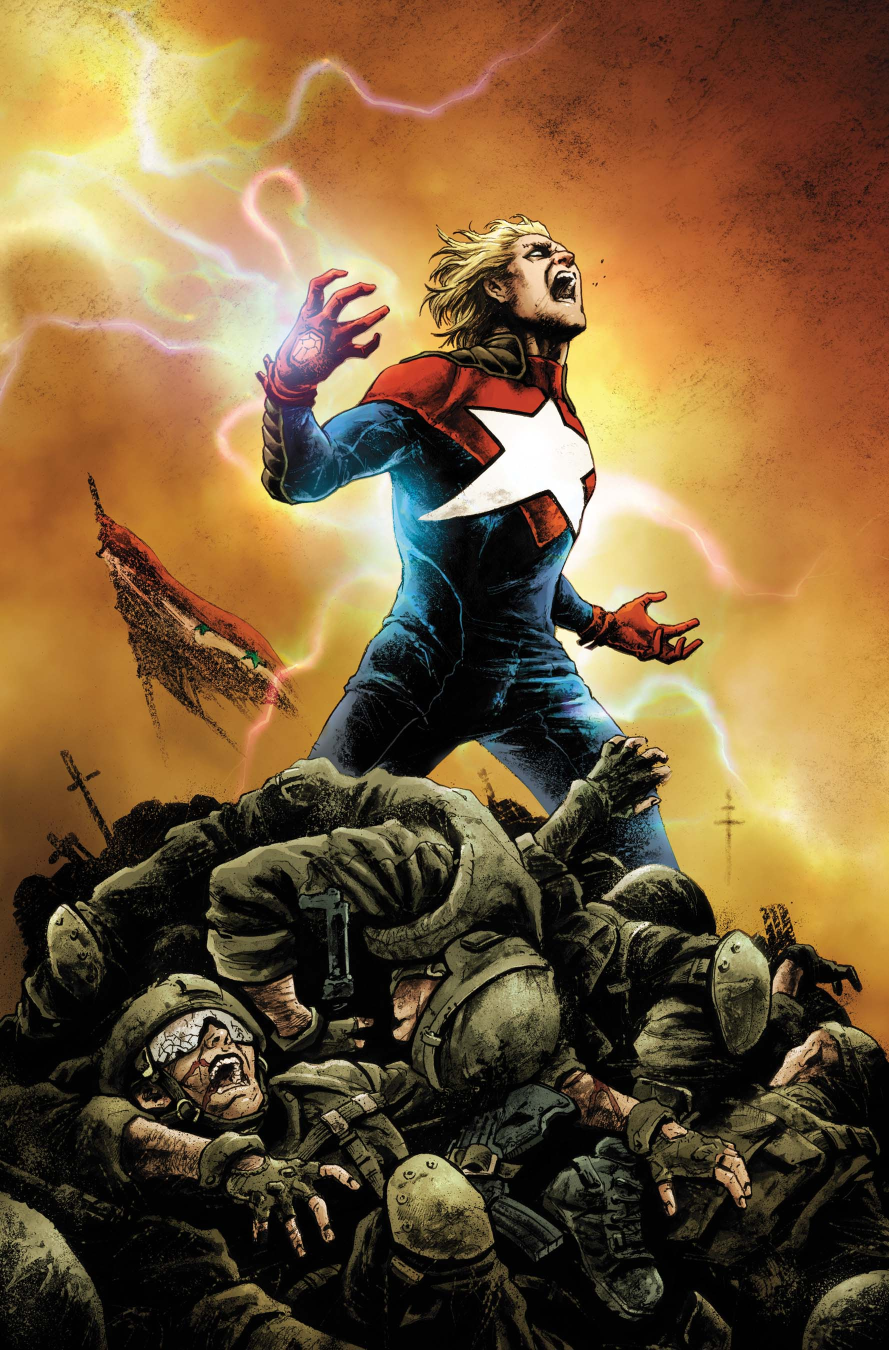 Supreme Power (2010) #1
