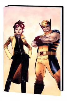 Wolverine and Jubilee: Curse of the Mutants (Hardcover)