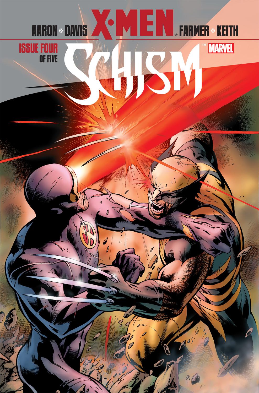 X-Men: Schism (2011) #4