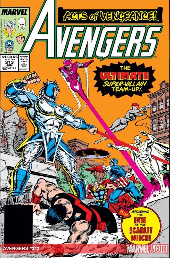 Avengers (1963) #313