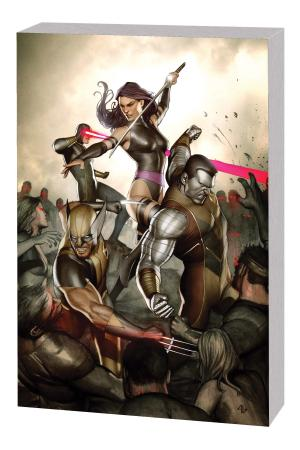 X-Men Legacy: Necrosha (Trade Paperback)
