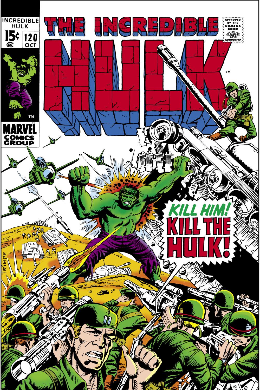 Incredible Hulk (1962) #120