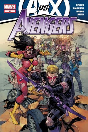 Avengers (2010) #30