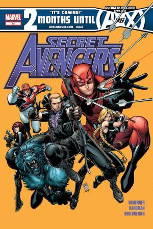 Secret Avengers (2010) #22