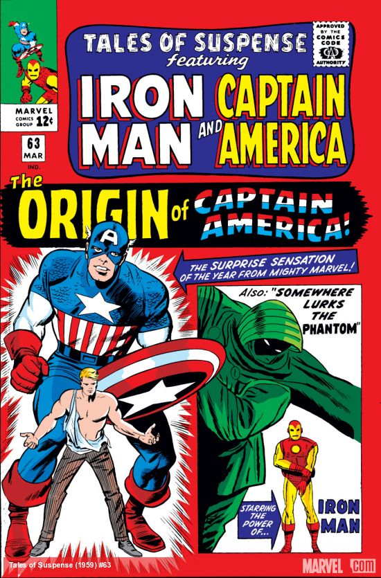 Tales of Suspense (1959) #63