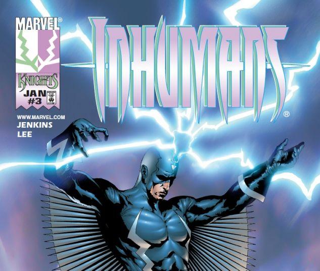 Inhumans (1998) #3