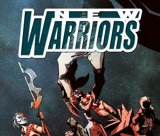 NEW WARRIORS 5 (ANMN, WITH DIGITAL CODE)