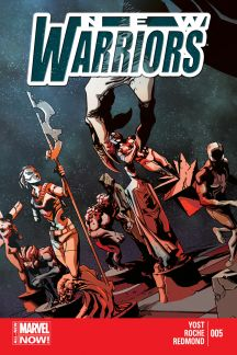 New Warriors #5