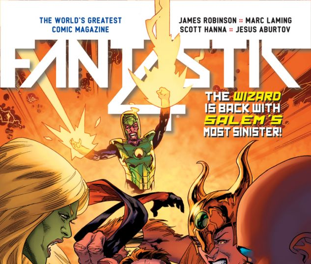 FANTASTIC FOUR 10 (WITH DIGITAL CODE)