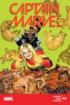 CAPTAIN MARVEL 8 (WITH DIGITAL CODE)