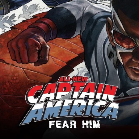 All-New Captain America: Fear Him (2015)