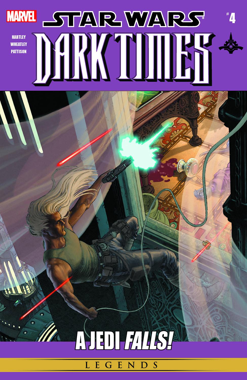 Star Wars: Dark Times (2006) #4