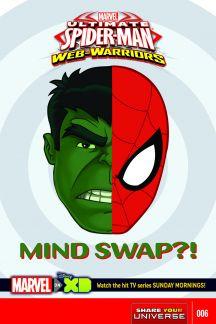 MARVEL UNIVERSE ULTIMATE SPIDER-MAN: WEB WARRIORS #6