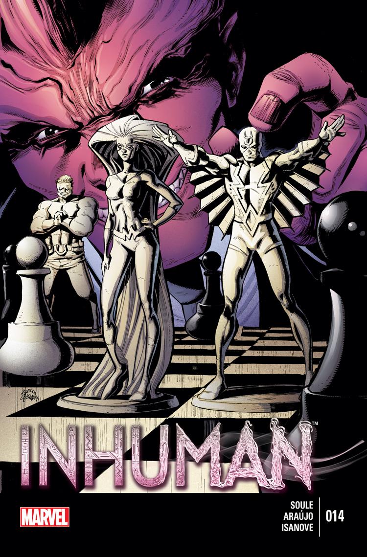 Inhuman (2014) #14