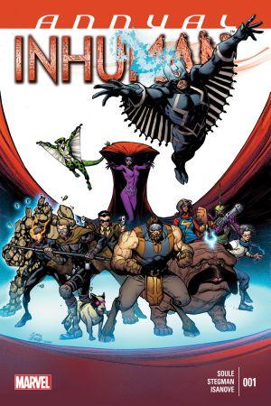 Inhuman Annual (2015) #1