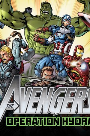 Avengers: Operation Hydra (2015)