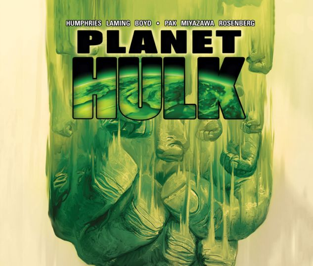 PLANET HULK 1 (SW, WITH DIGITAL CODE)