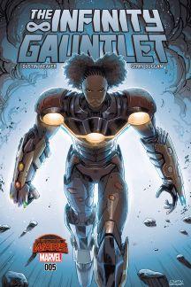 Infinity Gauntlet #5