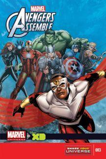 Marvel Universe Avengers Assemble (2013) #3