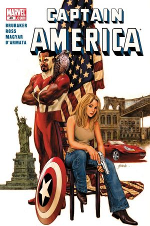 Captain America (2004) #49