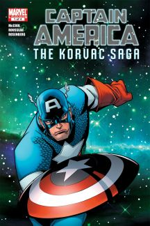 Captain America & the Korvac Saga #1