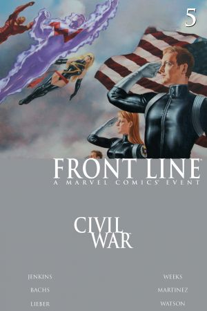 Civil War: Front Line (2006) #5