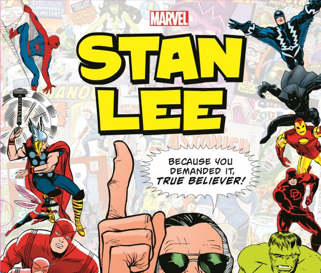 Stan Lee: Marvel Treasury Edition (2016)