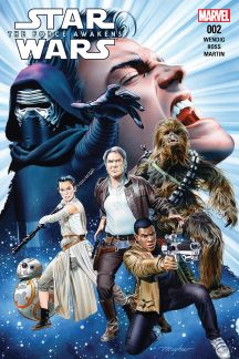 Star Wars: The Force Awakens Adaptation #2