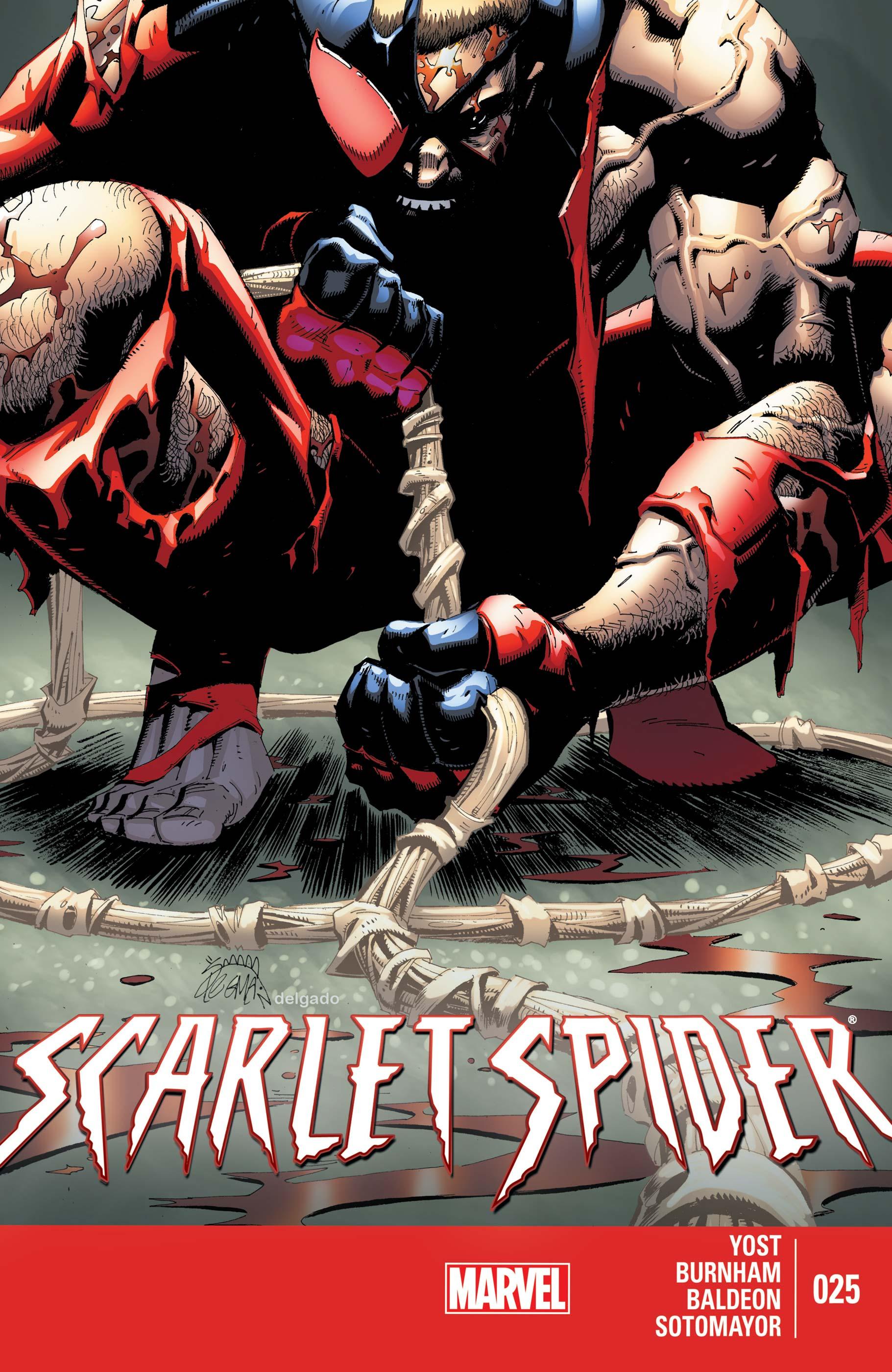 Scarlet Spider (2011) #25