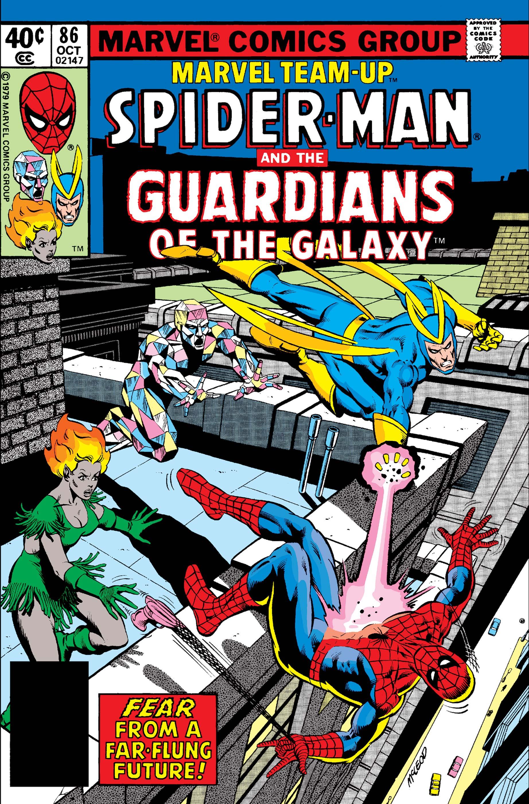 Marvel Team-Up (1972) #86