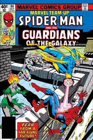 Marvel Team-Up  #86