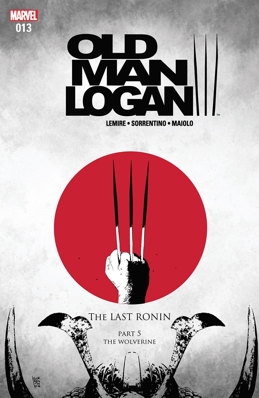 Old Man Logan (2016) #13