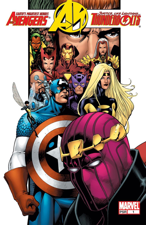 Avengers/Thunderbolts (2004) #1