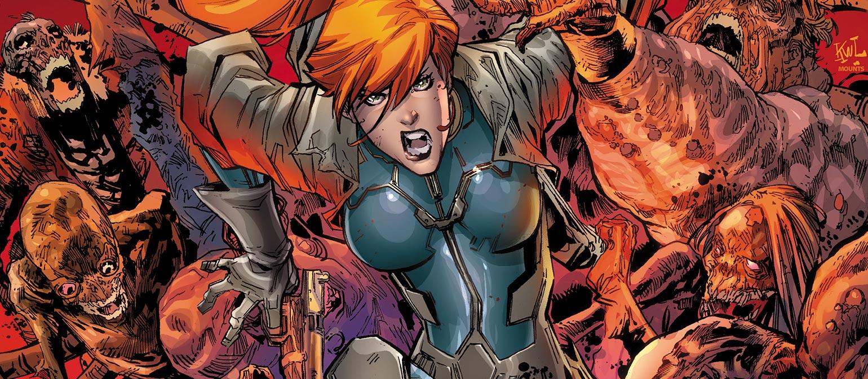 Elsa Bloodstone | Character Close Up | Marvel Comic Reading Lists