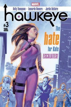 Hawkeye (2016) #3