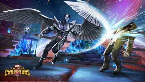 Marvel Contest of Champions Archangel Spotlight