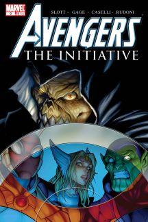 Avengers: The Initiative (2007) #9