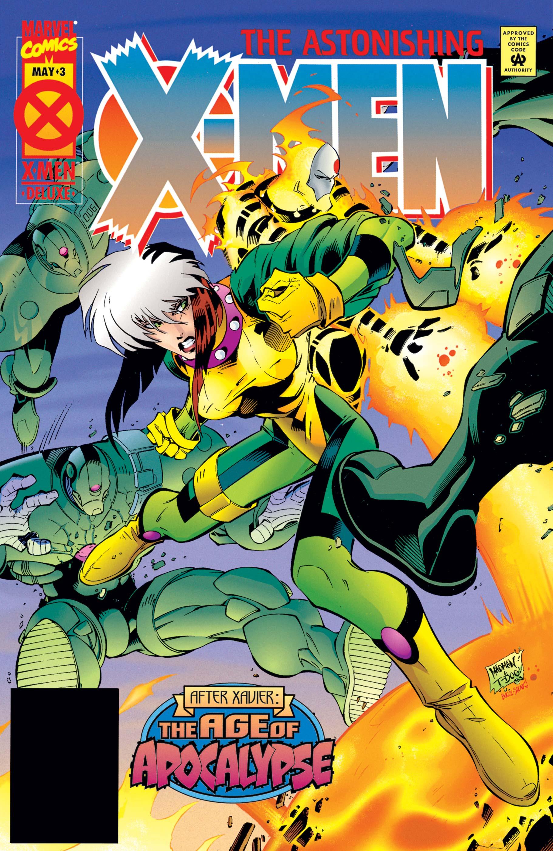 Astonishing X-Men (1995) #3