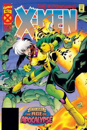 Astonishing X-Men #3