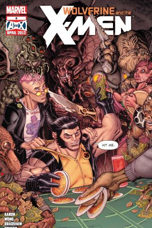 Wolverine & the X-Men (2011) #6