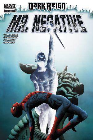 Dark Reign: Mister Negative (2009) #1