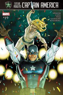 Captain America: Steve Rogers #19